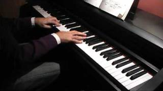 Con te partiró (Time to say goodbye) piano JMAGP