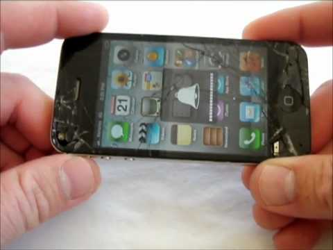 how to find esn number on iphone 4