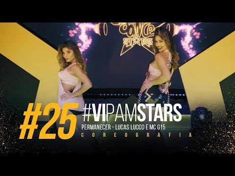 Permanecer - Lucas Lucco ft. MC G15 | #ViPamStars | FitDance Stars