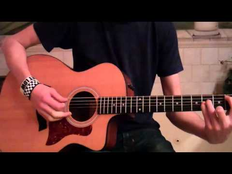 My Maria Brooks and Dunn Guitar Cover