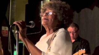 "Bettye Swann ""Victim Of A Foolish Heart"" Live At Cleethorpes June 2013"