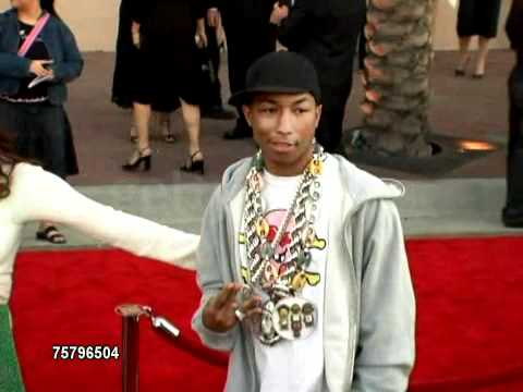 Pharrell Williams AMA 2005