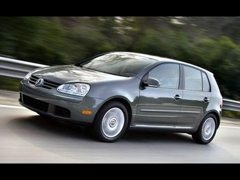 2007 Volkswagen Rabbit First Drive Review Car And Driver