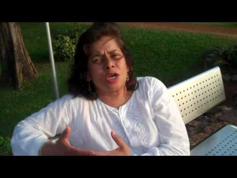 "Patricia Rozario in conversation: ""Giving Voice to India"" workshop series"