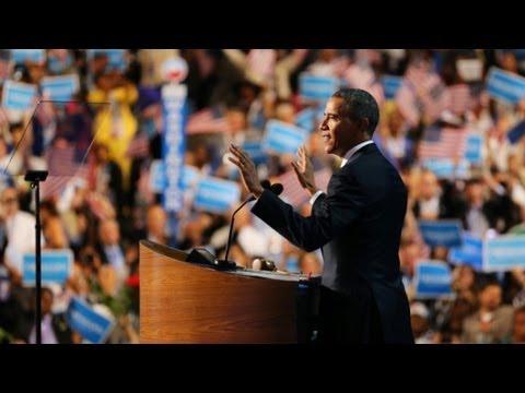 Watch President Obama's full DNC speech