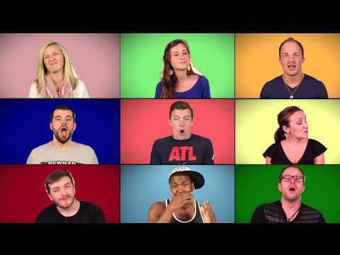 Disney Medley Acapella