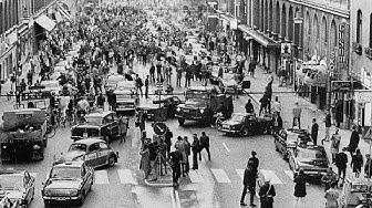 Oikeanpuoleinen autoliikenne myöhemmin Ruotsin maalle