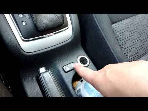 видео: Как открыть окна не включая зажигание skoda