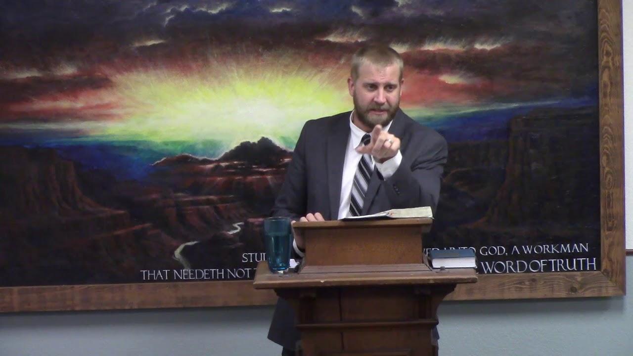 Take Heed To God's Warnings