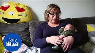 Mother welcomes triplets, one through IVF and twins naturally