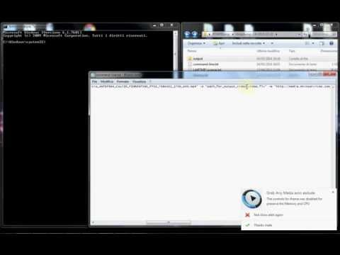 Grab Any Media 4 | How To Use RTMPDump