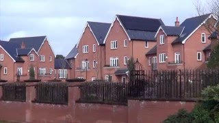 Installing a 4kW of Solar PV System in Chester, UK