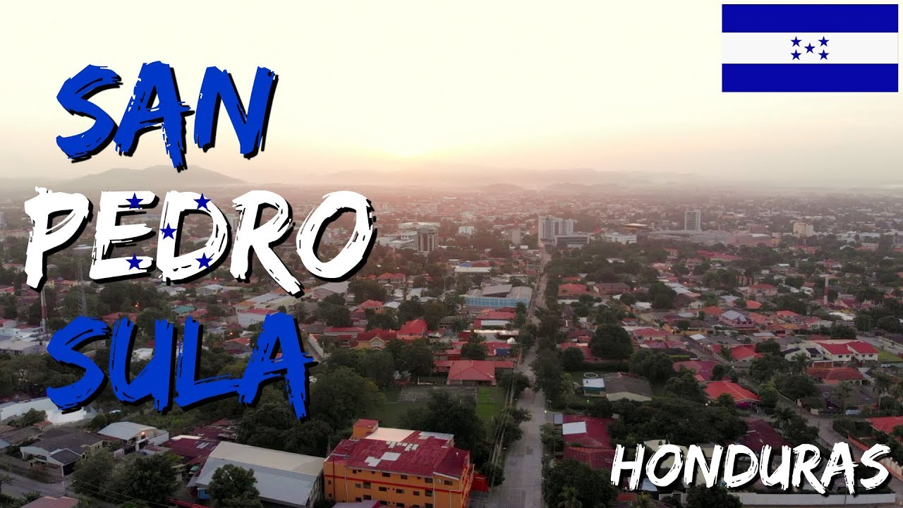 San Pedro Sula Honduras Angeli Gardens La Hamaca Hostel Coca Cola Sign Youtube