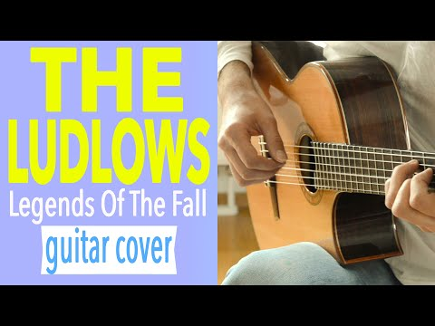 THE LUDLOWS [Legends Of The Fall] Fingerstyle Guitar Cover 7