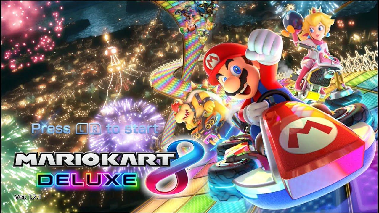 Super Mario Kart 8 Deluxe - Beginner Tips & Tricks