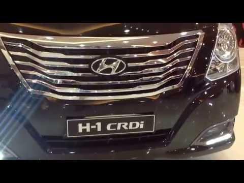 Hyundai H1 CRDi pameran otomotif Jogja