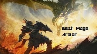 How to Make the Best Mage Armor in Skyrim + How to Make Spells cost 0 magika