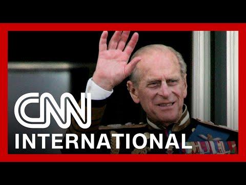 The life of Prince Philip, the Duke of Edinburgh