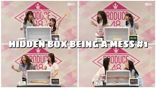 HIDDEN BOX BEING A MESS #1