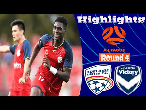 Adelaide United Melbourne Victory Goals And Highlights