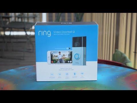 Upgrading to the Ring Door Bell 2 & Spotlight Cam