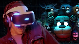 Five Nights At Freddy's VR Is As Terrifying As It Sounds