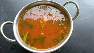 Tempting Tomato Che Saar By Kalpana Talpade | Maharashtrian Curry Recipe