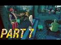 GRAVITY RUSH™ Walkthrough Gameplay Part 7 - Stolen Cargo - (PS4)
