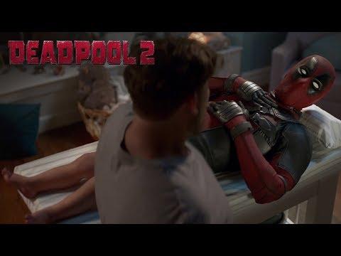 Deadpool 2 | Don't Skimp On The Powder