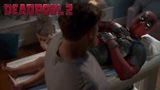 Deadpool 2 | Don't Skimp On The Powder
