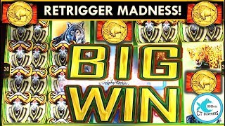 ★NON-STOP COINS★SUPER BIG WIN★ MIDNIGHT STAMPEDE SLOT MACHINE - Thanks Buffalo!