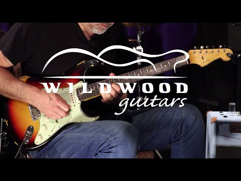 Fender Custom Shop Wildwood 10 1961 Stratocaster – Heavy Relic  •  SN: R98922