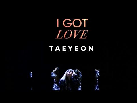 TAEYEON(태연) - I Got Love   Official audio (HD)