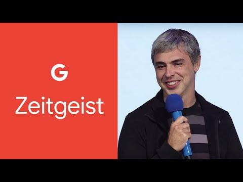 Larry Page at  Zeitgeist Americas 2013