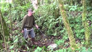 Where To Look For Gold #17 - Metal Detecting an Indian Burial Ground in Colombia