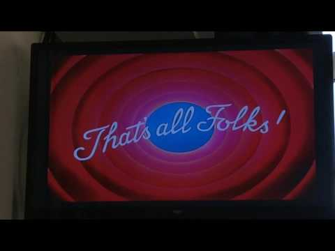 Looney tunes that's all folks ending #2