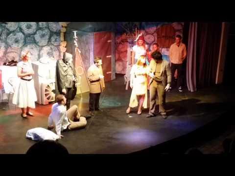Frankenstein junior - il musical