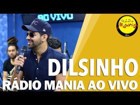 🔴 Radio Mania - Dilsinho - Já Tentei - Fatalmente