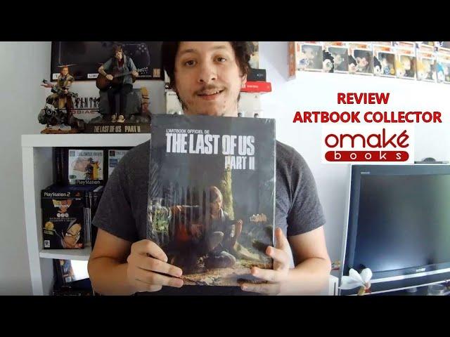 The Last Of Us 2 | L'artbook collector de chez Omaké !!!
