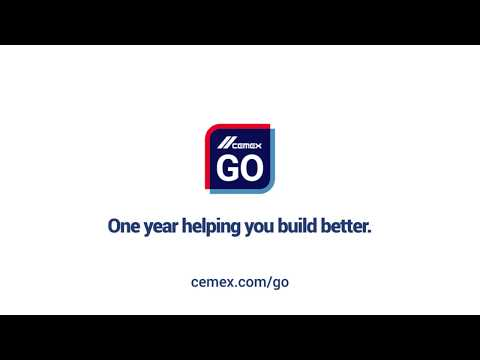 CEMEX Go: 1 year anniversary