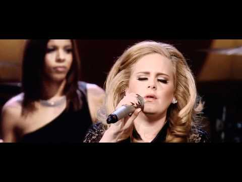 Adele - My Same - Live at the Royal Albert Hall - Song written for best friend Laura