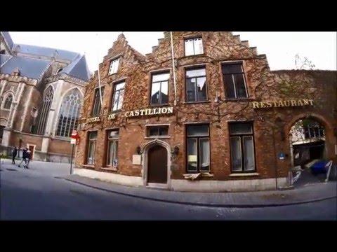 Walking in... Bruges, Belgium - Caminando en Brujas, Bélgica