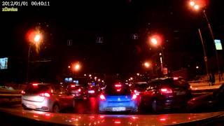 автомобильный видеорегистратор xdevice blackbox 5 mini ночь
