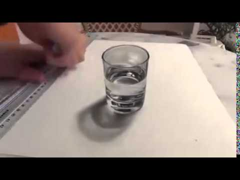 Spettacolare disegno 3d youtube for Disegno 3d free