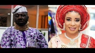 If U Come To My Page To Tell Me Who To Assist,Ogun Wil kill U:Lizzy Anjorin Fires Fan Over Baba Suwe