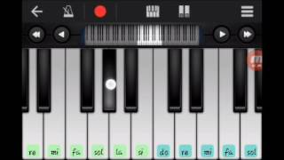 Not Piano/Pianika || Tum hi hoo (walk band)