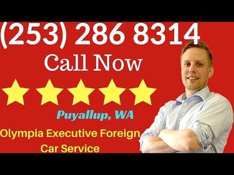 Olympia Executive Foreign Car Service