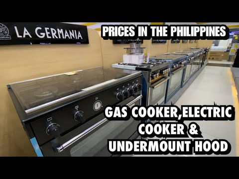 GAS COOKER,ELECTRIC COOKER & UNDERMOUNT HOOD PRICE - AUGUST 2020 | IMPERIAL APPLIANCE