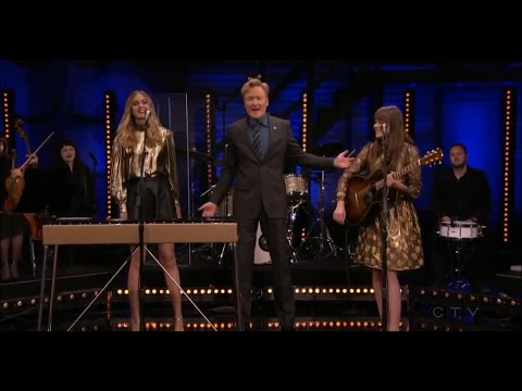 First Aid Kit - Stay Gold on Conan 2014