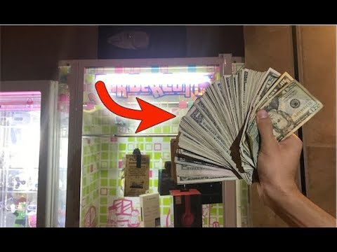 WON $500 CASH FROM ARCADE GAME MYSTERY SAFE | JOYSTICK